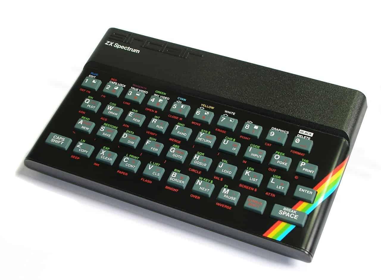 ZX spectrum, a great little computer