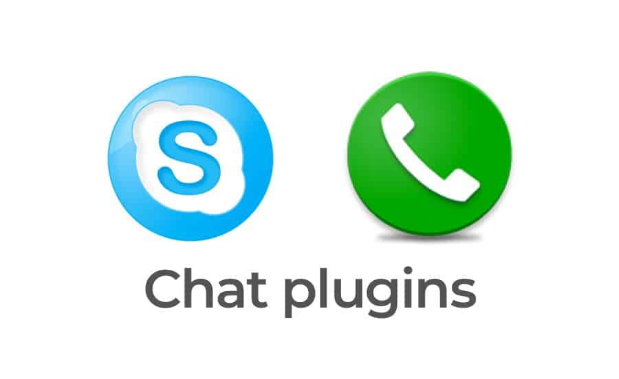 Wordpress chat plugins, let your visitors speak to you!