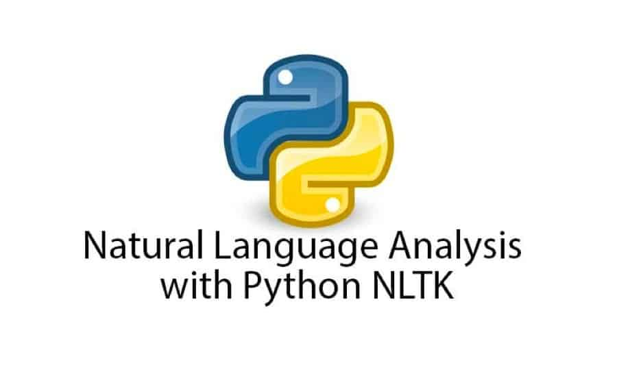 Python Natural Language Kit, simply amazing library for working with language