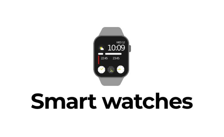 Smart watches in the workplace